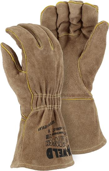 Majestic 2100 Side Split Welders glove