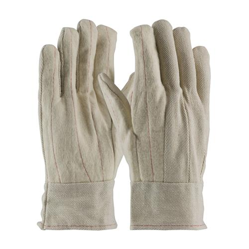 PIP  Canvas Double Palm Glove, 18 Oz., Nap-Out, Band Top #92-918BTO