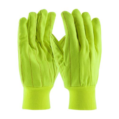 PIP  Canvas Double Palm Glove, 18 Oz. Polycord Double Palm, Nap-In, #92-918PCY