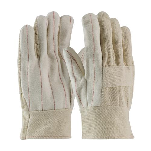 PIP  Canvas Hot Mill Glove, 24 Oz., Two Layers, Premium Grade, Band Top #94-924