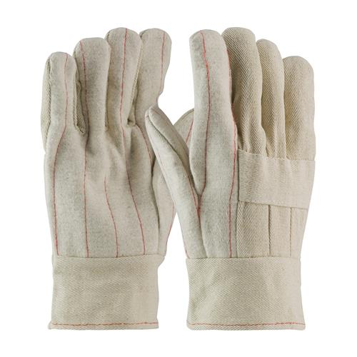 PIP  Canvas Hot Mill Glove, 28 Oz., Three Layers, Premium Grade, Band #94-928