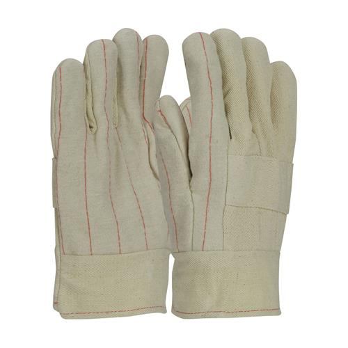 PIP  Canvas Hot Mill Glove, 28 Oz., Three Layers, Economy Grade, Band #94-928I
