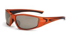 CrossFire RPG 23125 Safety Glass  HD Copper Mirror & Burnt Orange Frame, Box/12